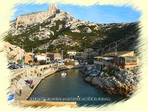 Callelongue, 1er Paradis en quittant Marseille !!!