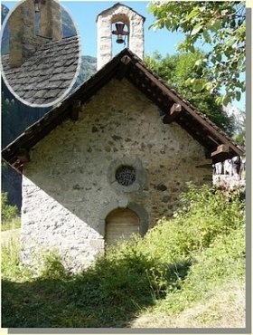 Chapelle des Fermonds