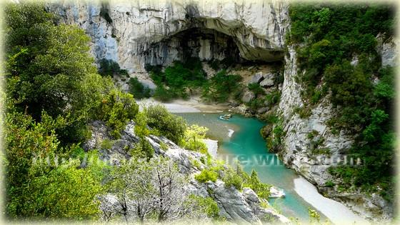 Randonnée verdon_Sentier blanc Martel_Les Randos de Loulou