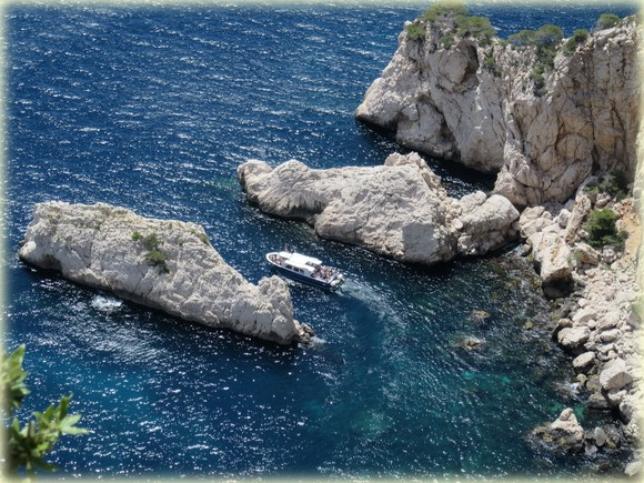 Ilot du dromadaire - Calanque du Devenson - Marseille