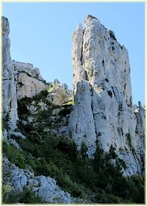 Aiguille Guillemin - Randonnée Calanques - Mont Puget - Les Randos de Loulou