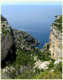 Randonnée Devenson Calanques - Val Vierge et calanque de loeil de verre - Les Randos de Loulou