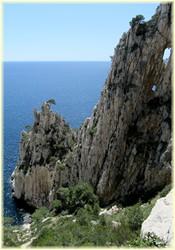Randonnée falaises du Devenson - Aiguille de l`Eissadon - Calanques Marseille
