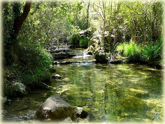 Le ravin des Encanaux - Randonnée Sainte Baume - Les Randos de Loulou