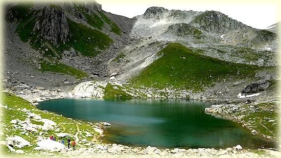 """Randonnée """"Refuge et Lac du Presset""""- Savoie - Les Randos de Loulou"""
