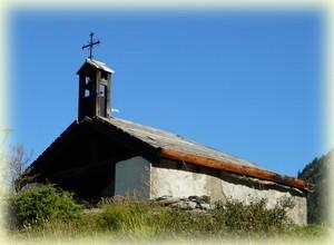 """Randonnée """"Lac du Clou"""", Chapelle de la Combaz - Savoie - Les Randos de Loulou"""