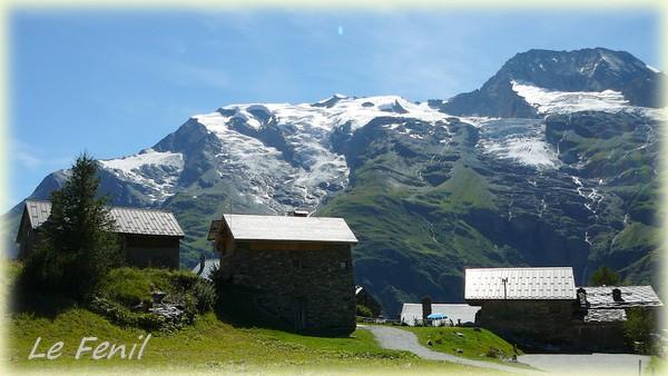 """Randonnée """"Lac du Clou"""", Glacier du mont Pourri - Savoie - Les Randos de Loulou"""