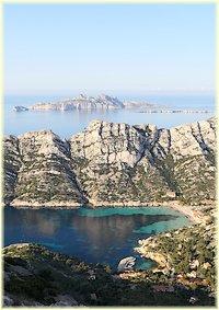 Randonnée Calanques Cap Morgiou - Calanque Sormiou et Riou - Les Randos de Loulou