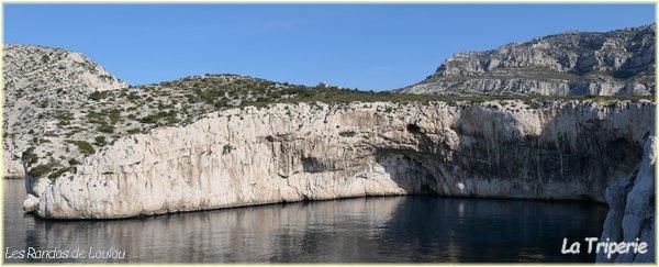 Randonnée Calanques Cap Morgiou - Calanque de la Triperie - Les Randos de Loulou