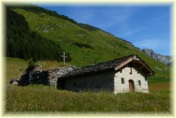 """Randonnée """"Lac de la Portette"""", Chapelle Saint-Guérin - Savoie - Les Randos de Loulou"""