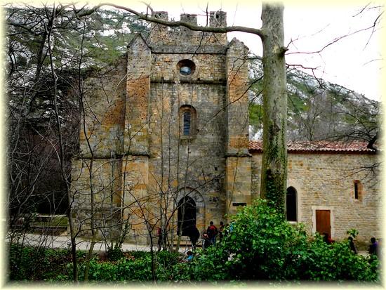 Abbaye cistercienne de St Pons 1205-1407 - Les Randos de Loulou