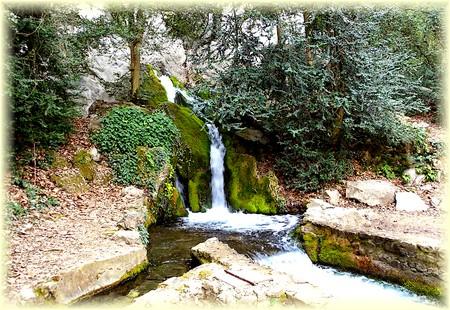 Col de Bertagne depuis saint-Pons, résurgence du Fauge - Randonnée Sainte Baume - Les Randos de Loulou