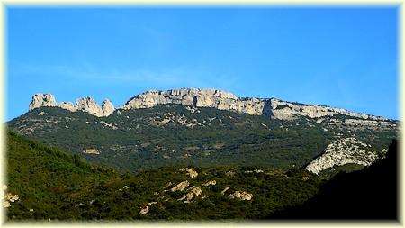 Col de Bertagne depuis saint-Pons, les dentes de Roque Forcade - Randonnée Sainte Baume - Les Randos de Loulou
