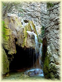 Col de Bertagne depuis saint-Pons, Goure de l'Oule - Randonnée Sainte Baume - Les Randos de Loulou