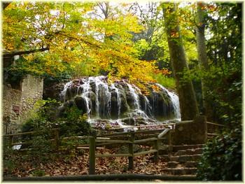 Cascade du vieux moulin à blé de Cuges_Sainte-Baume_Randonnée saint-Pons au Pas de Cugens_Les Randos de Loulou