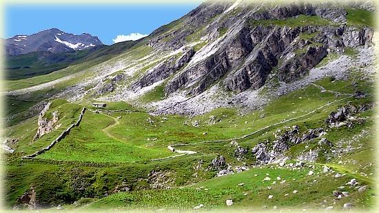 Randonnée Le Tour du Mont Roup, Chalet du Riondet - Les Randos de Loulou