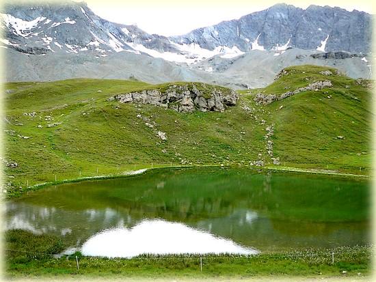 Randonnée Le Tour du Mont Roup, un lac - Les Randos de Loulou
