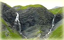 Randonnée Le Tour du Mont Roup, Saut du Pisset - Les Randos de Loulou