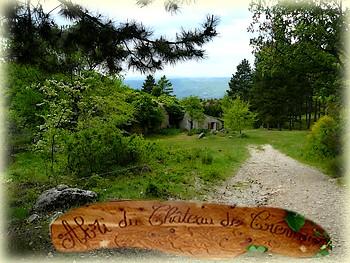 Randonnée les gorges de Trévans_Les Randos de Loulou_abri chateau trévans